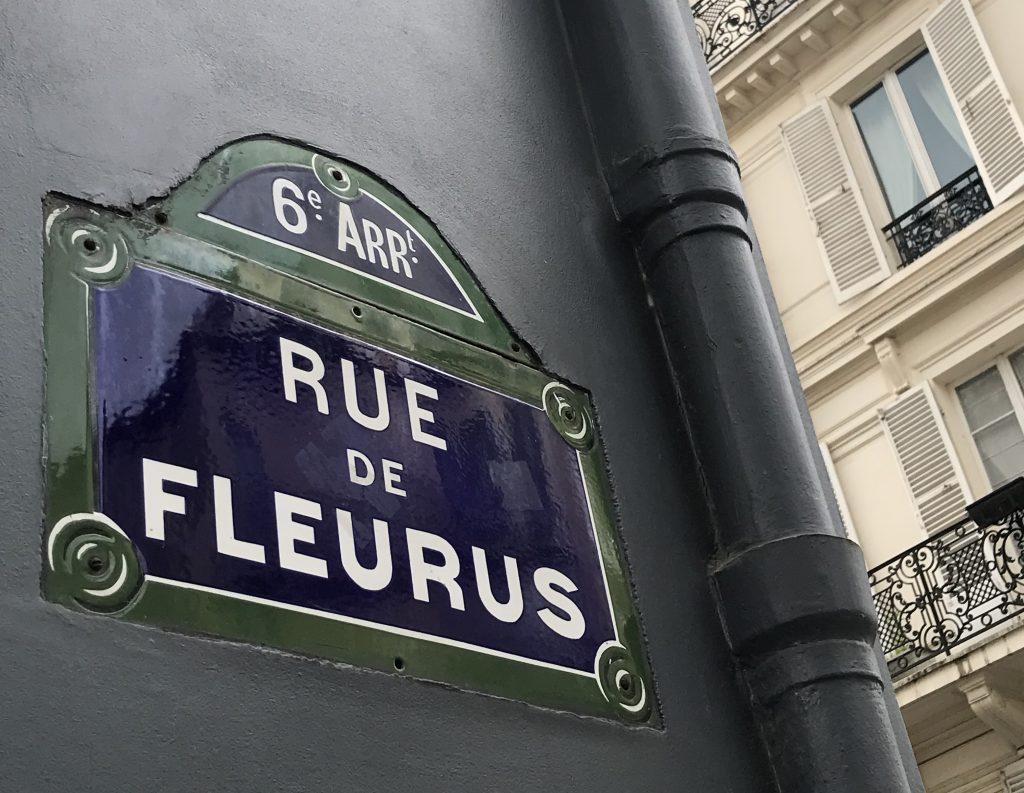 """Auf den Spuren einer Amerikanerin in Paris: """"Rose is a Rose ..."""