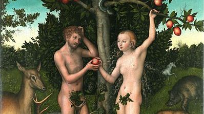 398px-Lucas_Cranach_d.Ä._-_Adam_und_Eva_(Courtauld_Institute_of_Art)