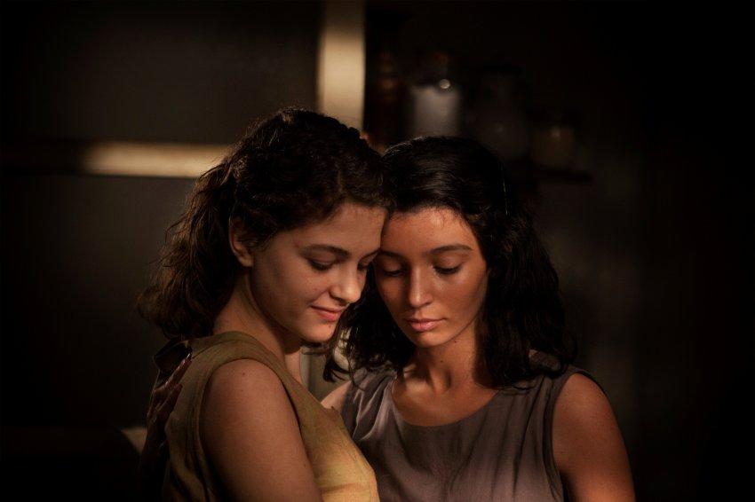 MGF_Margherita Mazzucco (Elena Teenager) und Gaia Girace (Lila Teenager) (2)